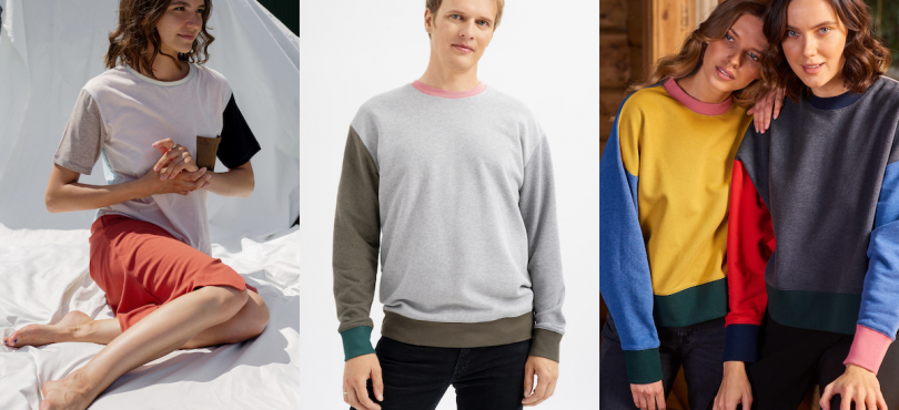 """""""About"""" pristato pirmą """"Zero waste"""" kolekciją iš gamyboje nepanaudotos tekstilės"""