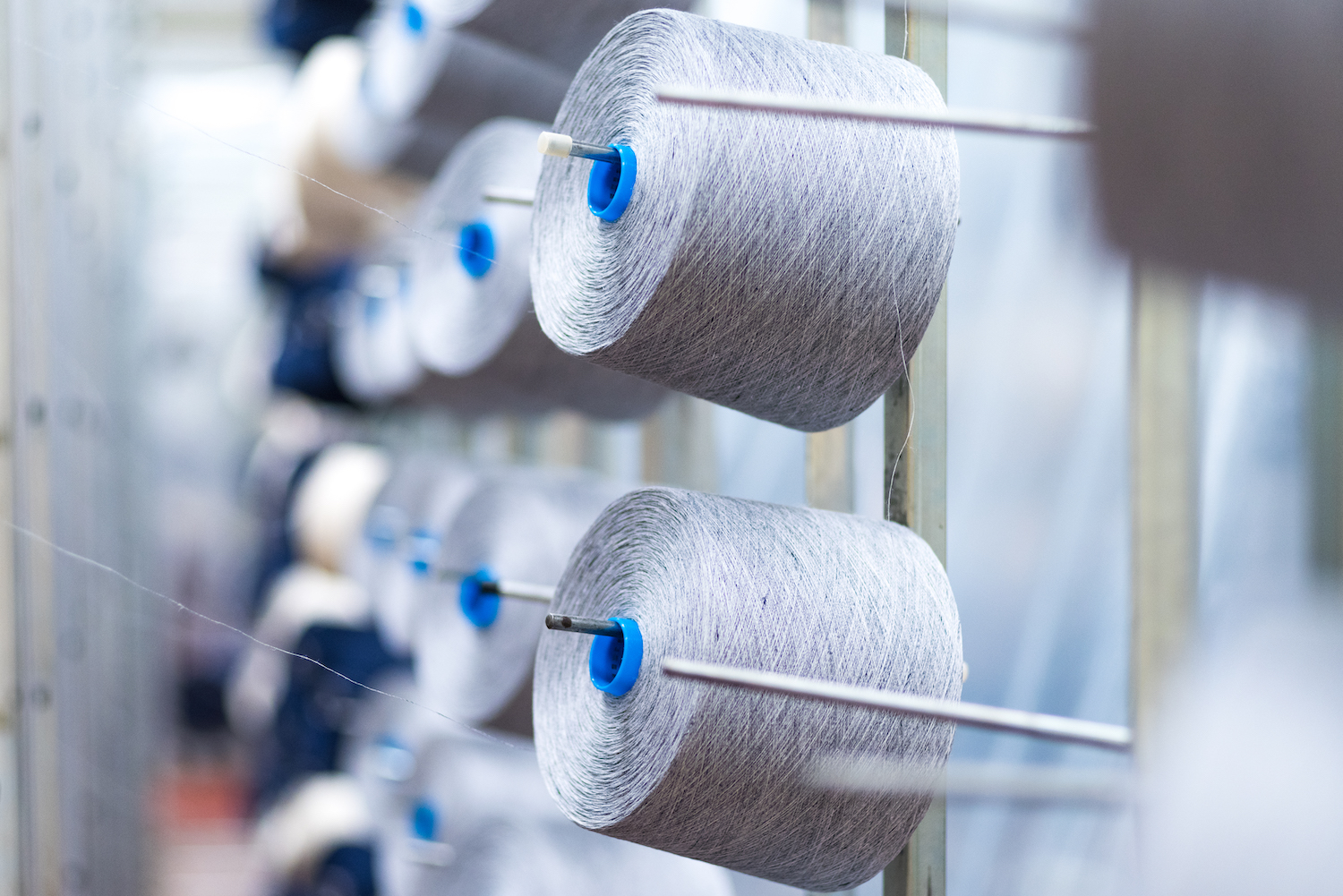 Positive changes in the textile export markets: contract manufacturing grew by 8%