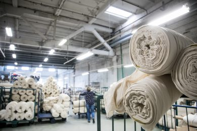 Utenos trikotažas implements antimicrobial technology in textile manufacturing